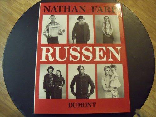 9783770112050: Nathan Farb Russen. 79 fotografien