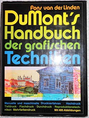 9783770112371: DuMont's Handbuch der grafischen Techniken