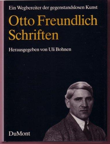 Otto Freundlich: Schriften: Bohnen, Uli