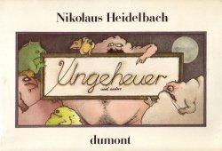 9783770112890: Ungeheuer und andere (Livre en allemand)