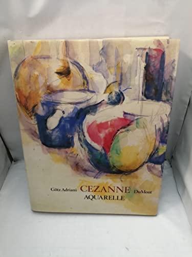 9783770113460: Paul Cézanne. Aquarelle 1866-1906