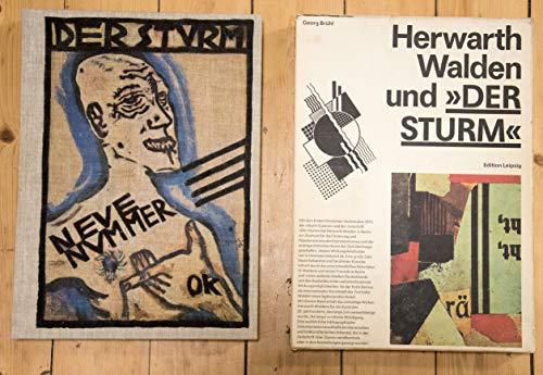"""9783770115235: Herwarth Walden und """"Der Sturm"""""""