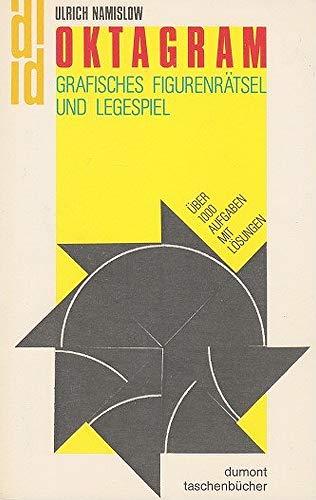Oktagram. Grafisches Figurenrätsel und Legespiel: Namislow, Ulrich