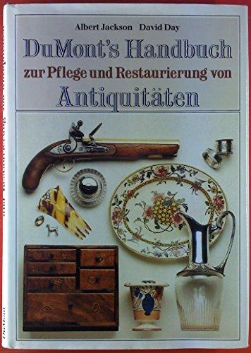 9783770116836: DuMont's Handbuch zur Pflege und Restaurierung von
