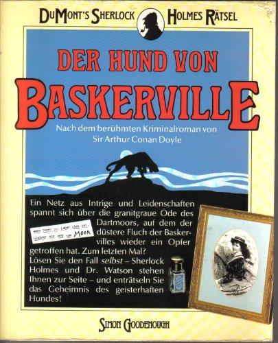 9783770117451: DuMont's Sherlock Holms Rätsel - Der Hund von Baskerville