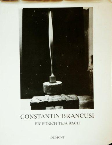 9783770118397: Constantin Brancusi: Metamorphosen plastischer Form