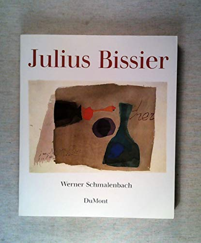 Julius Bissier: Schmalenbach, Werner: