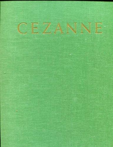 9783770119646: Cézanne