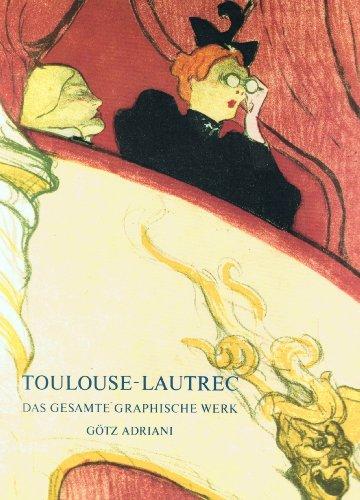 9783770119844: Toulouse-Lautrec: Das gesamte graphische Werk : Sammlung Gerstenberg