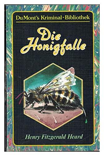 9783770120055: Die Honigfalle