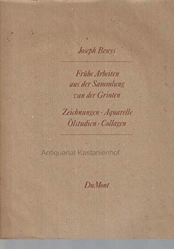 Beuys vor Beuys. Frühe Arbeiten aus der: Beuys, Joseph