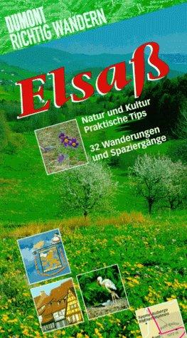 9783770126897: Elsass. Mit 32 Wanderungen