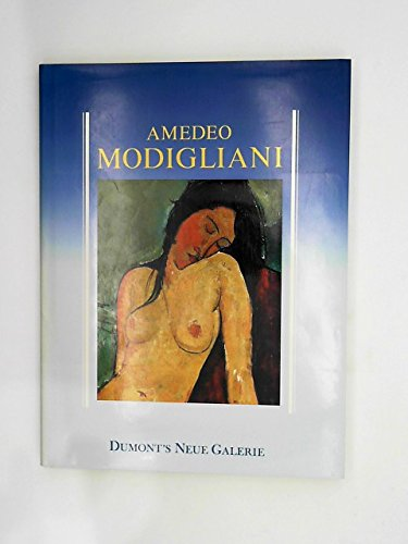 9783770127023: Amadeo Modigliani