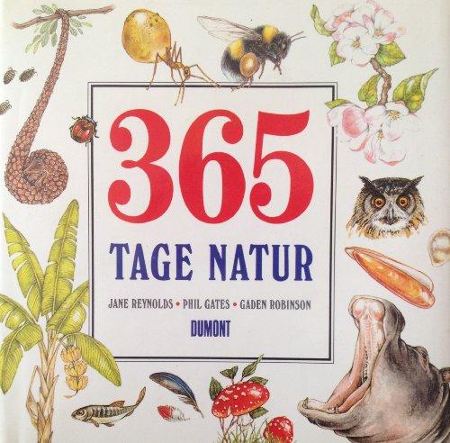 9783770131396: 365 Tage Natur