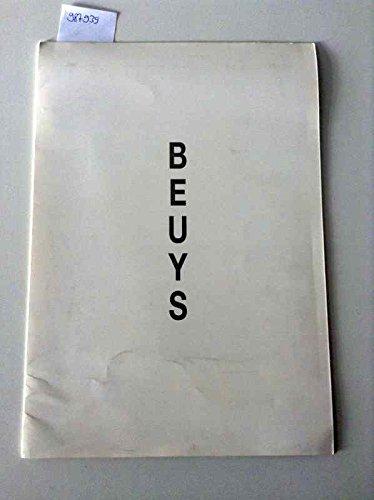 Joseph Beuys. Werke aus der Sammlung Ulbricht: Beuys, Joseph) -