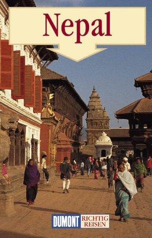 9783770135486: Nepal. Richtig reisen