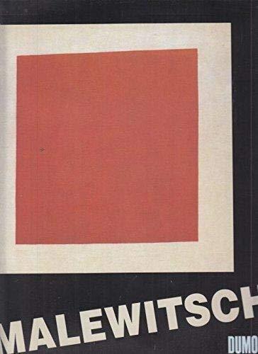 9783770137077: Kasimir Malewitsch: Werk und Wirkung (German Edition)