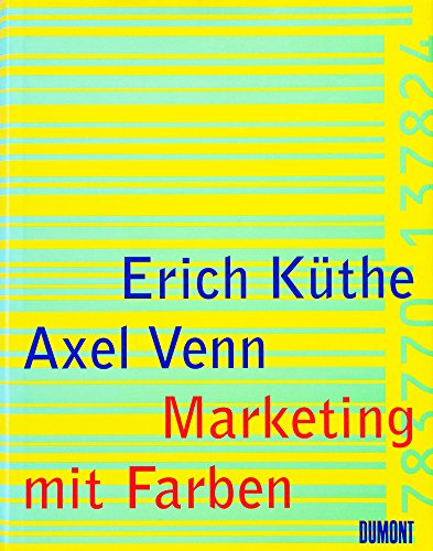 9783770137824: Marketing mit Farben