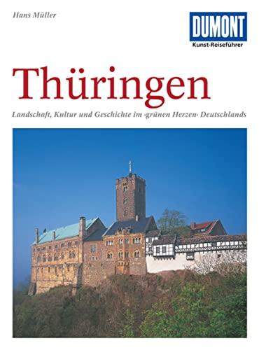 9783770138487: Thüringen. Kunst - Reiseführer.