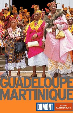 9783770138562: GUADELOUPE MARTINIQUE RTB ING