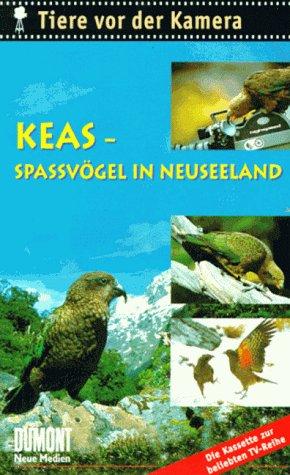 9783770139033: Tiere vor der Kamera: Keas - Spa�v�gel in Neuseeland [Alemania] [VHS]