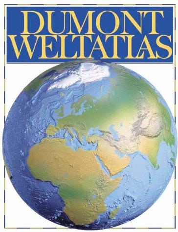 9783770141753: DuMont Weltatlas.