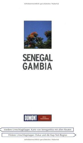 9783770141890: DuMont Reise-Taschenbuch Senegal - Gambia
