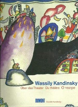 Über das Theater: Kandinsky, Wassily und
