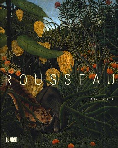 9783770155903: Henri Rousseau: Der Zollner: Grenzganger Zur Moderne