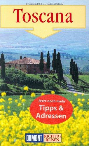 9783770155989: Toscana ( Toskana). Richtig reisen.