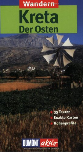 9783770159802: Wandern auf Kreta. DuMont aktiv