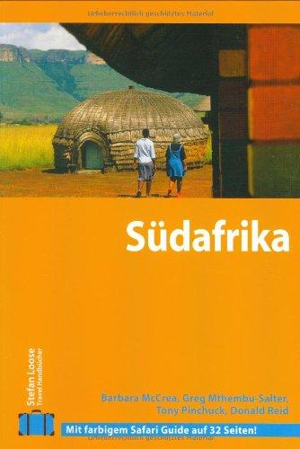 9783770161386: Südafrika mit Lesotho und Swasiland. Motive und Bilderszenen.