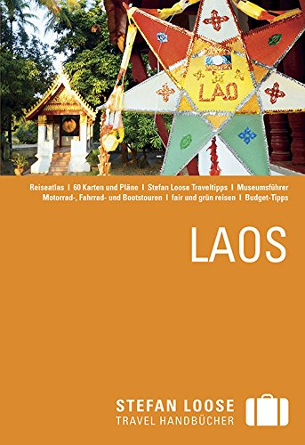 9783770167418: Stefan Loose Reiseführer Laos: mit Reiseatlas
