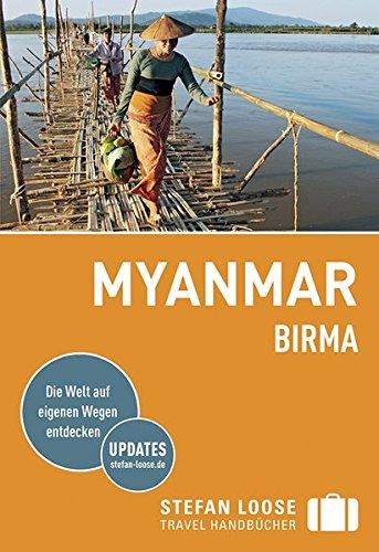 9783770167586: Stefan Loose Reiseführer Myanmar (Birma)