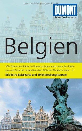 9783770172122: DuMont Reise-Taschenbuch Reisef�hrer Belgien
