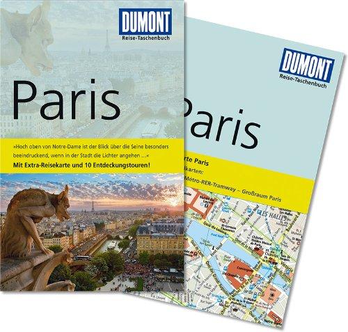 9783770172450: DuMont Reise-Taschenbuch Reiseführer Paris