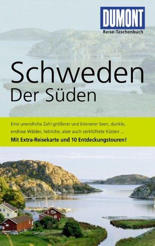 9783770172498: DuMont Reise-Taschenbuch Reiseführer Schweden. Der Süden