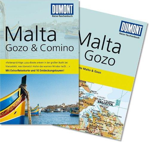 9783770172979: DuMont Reise-Taschenbuch Reiseführer Malta / Gozo & Comino: Mit Extra-Reisekarte und 10 Entdeckungstouren
