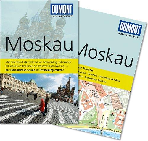 9783770173006: DuMont Reise-Taschenbuch Reiseführer Moskau