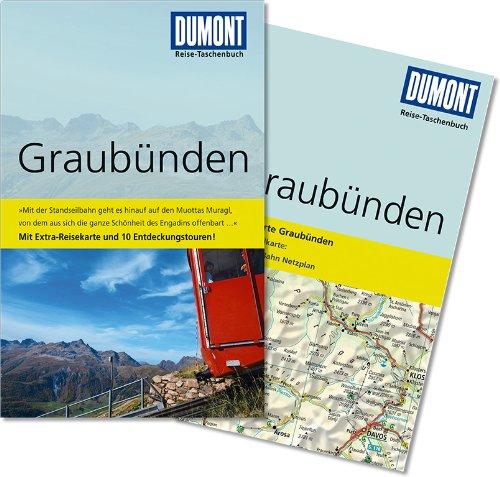 9783770173051: DuMont Reise-Taschenbuch Reiseführer Graubünden