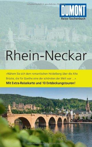 9783770173150: DuMont Reise-Taschenbuch Rhein-Neckar