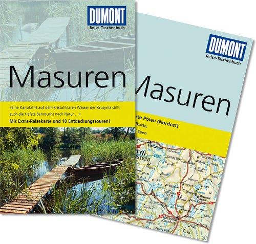 DuMont Reise-Taschenbuch Reiseführer Masuren: Mit Extra-Reisekarte und: Torbus, Tomasz
