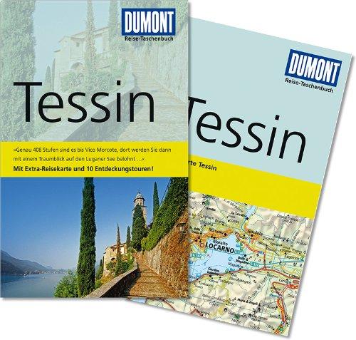 9783770173310: DuMont Reise-Taschenbuch Reiseführer Tessin