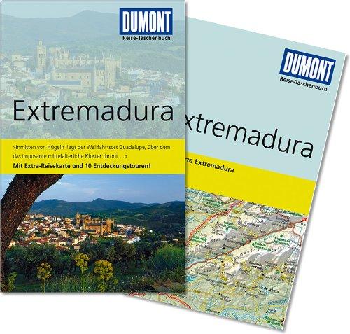 DuMont Reise-Taschenbuch Reiseführer Extremadura: Mit Extra-Reisekarte und 10 Entdeckungstouren! - Hohenberger, L./Strohmaier, J.