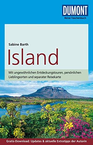 9783770173624: DuMont Reise-Taschenbuch Reiseführer Island: mit Online-Updates als Gratis-Download