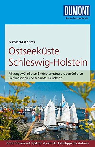 9783770173761: DuMont Reise-Taschenbuch Reiseführer Ostseeküste Schleswig-Holstein: mit Online-Updates als Gratis-Download