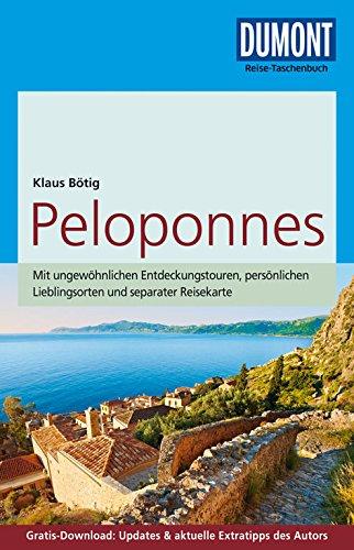9783770173792: DuMont Reise-Taschenbuch Reiseführer Peloponnes: mit Online-Updates als Gratis-Download