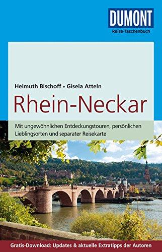 DuMont Reise-Taschenbuch Reiseführer Rhein-Neckar: Dumont Reise Vlg GmbH + C