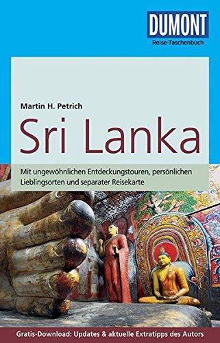 9783770174423: DuMont Reise-Taschenbuch Reiseführer Sri Lanka: mit Online-Updates als Gratis-Download