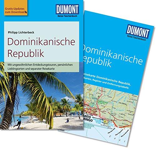 9783770174744: DuMont Reise-Taschenbuch Reiseführer Dominikanische Republik: mit Online Updates als Gratis-Download